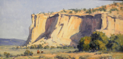 Cliffs Of The Grand Staircase<br>